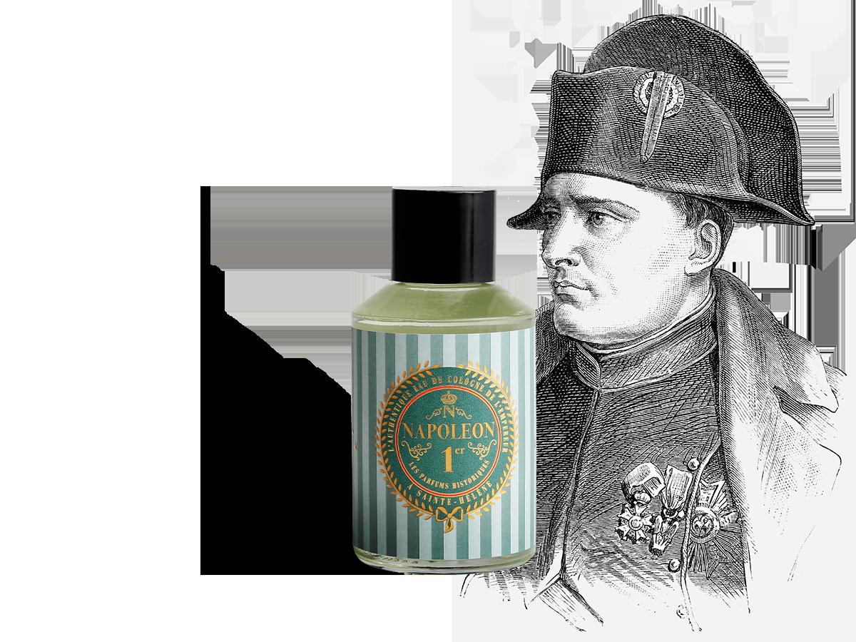 L'Authentique Eau de Cologne de l'Empereur Napoléon  Visuel2_PourVisualisation